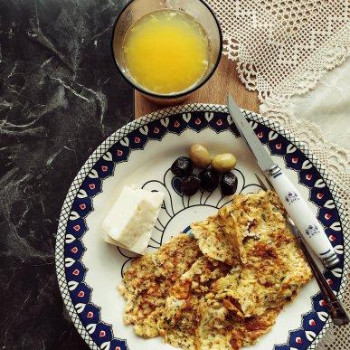 Omlet - Sabah Kahvaltısı