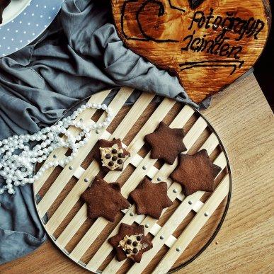 Rafine Şekersiz Kakaolu Kurabiye